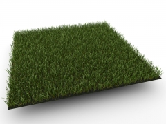 3D Realistic Product Model of Synthetic Lawn top view
