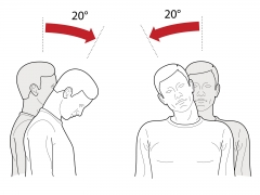 Occupational Health and Safety head movement diagrams